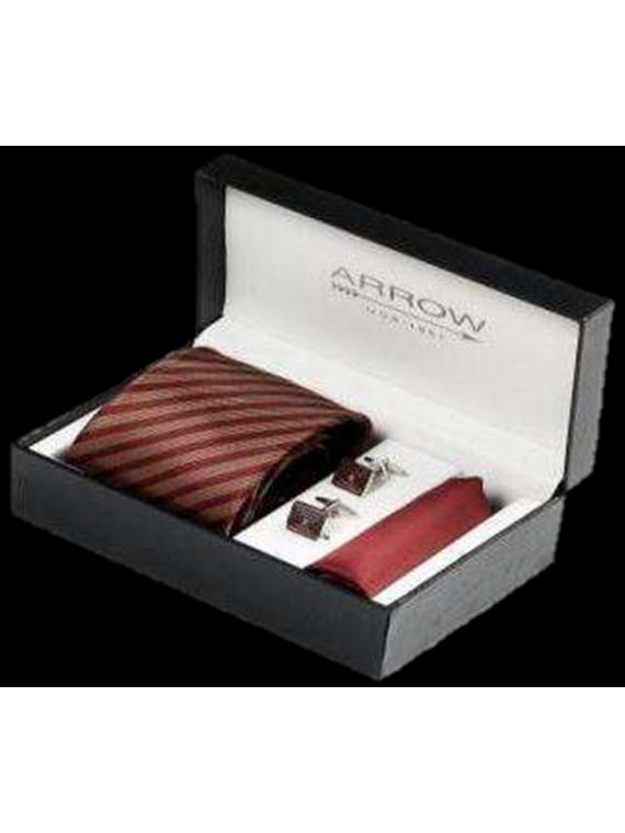 Tie Cufflink Set