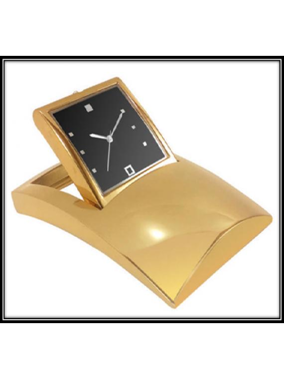 Adjustable Golden Clock